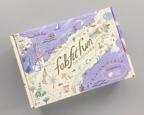 FabFitFun Subscription Box Review + Coupon Code – Summer 2017