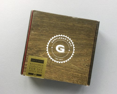 Gentleman's Box Review + Coupon Code – June 2017