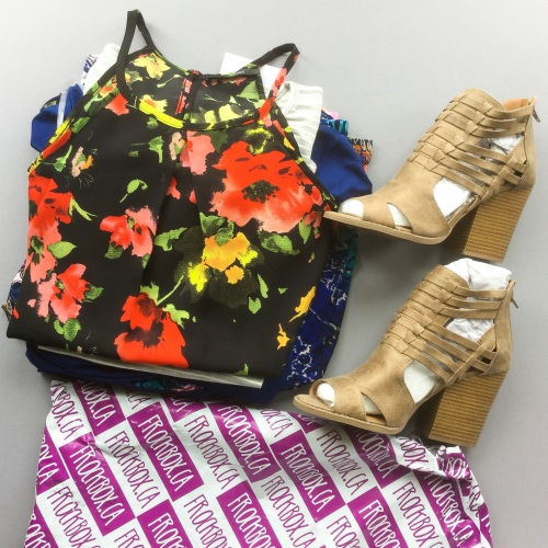 Frock Box Subscription Box Review + Coupon Code & GIVEAWAY – June 2017
