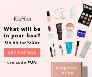 What will be in your box?
