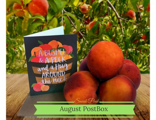 Postmark'd Studio Subscription Box Review + Coupon Code – July 2017