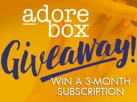Adore Box Giveaway