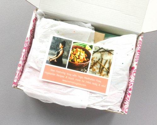 Namaslay Box Subscription Box Review + Coupon Code – June 2017
