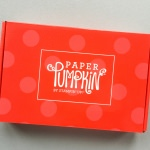 Paper Pumpkin Subscription Box Review – June 2017