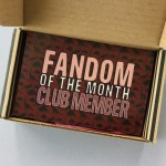 Fandom of the Month Club Review + Coupon Code – June 2017