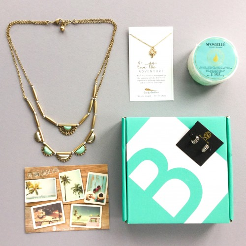 Your Bijoux Box Review + Coupon Code – July 2017