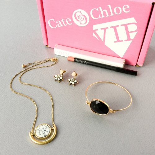 Cate & Chloe VIP Subscription Box Review – August 2017