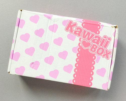 Kawaii Box Subscription Box Review + GIVEAWAY – July 2017