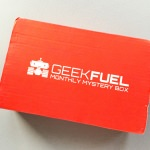 Geek Fuel Subscription Box Review + Discount – June 2017