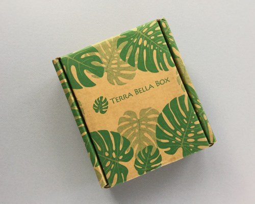 Terra Bella Box Review + Coupon Code – July 2017