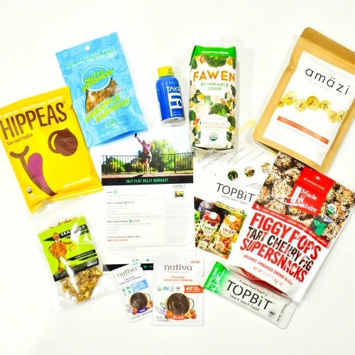 Fit Snack Subscription Box Review + Discount – July 2017