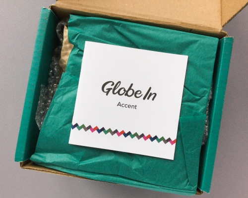 "GlobeIn Artisan Box ""Accent"" Review + Coupon Code – August 2017"