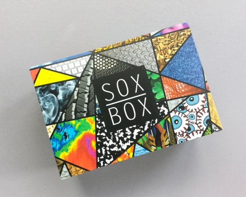 Odd Sox The Sox Box Review – August 2017