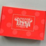 Paper Pumpkin Subscription Box Review + Promo Code – July 2017