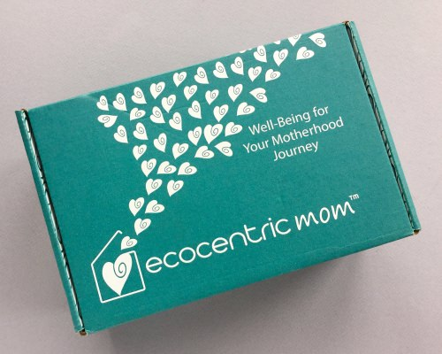 Ecocentric Mom Subscription Box Review + Coupon Code – August 2017