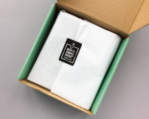 Keep It Simple Socks Subscription Box Review + Coupon Code – August 2017