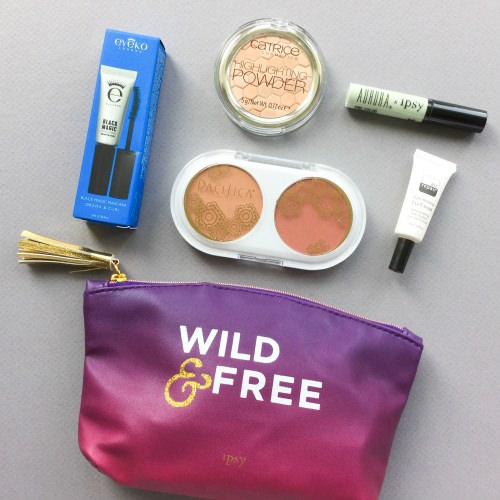 ipsy Glam Bag Review – August 2017