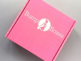Bump Boxes Subscription Box Review + Coupon Code – August 2017