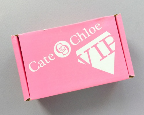 Cate & Chloe VIP Subscription Box Review + Promo Code – September 2017