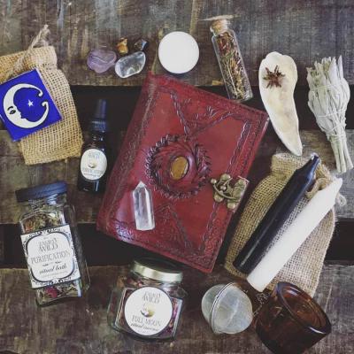 Wild Rituals Box