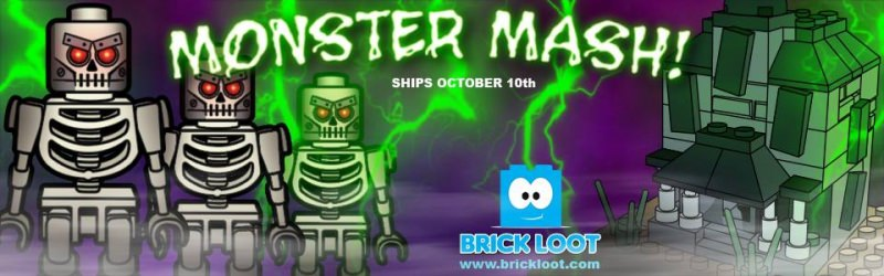 Brick Loot Subscription Box Review + Coupon Code – September 2017