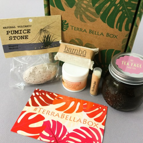 Terra Bella Box Review + Coupon Code – August 2017