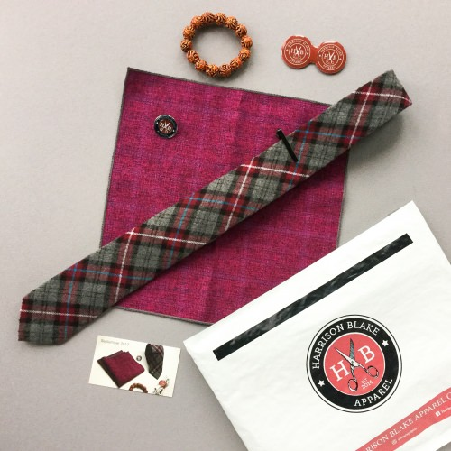 Harrison Blake Apparel Subscription Box Review + Coupon Code – September 2017