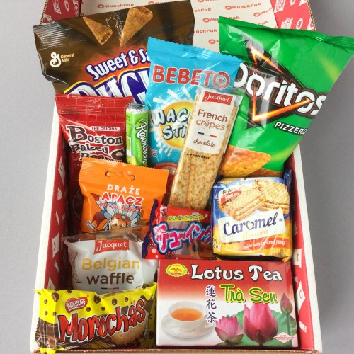 MunchPak Subscription Box Review + Promo Code – August 2017