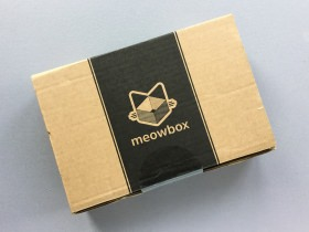 meowbox Subscription Box Review + Promo Code – July 2017