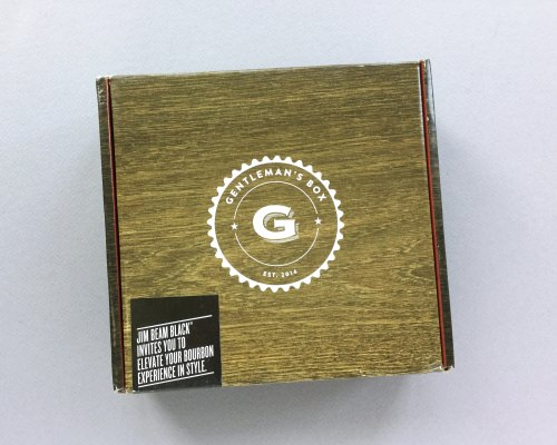 Gentleman's Box Review + Coupon Code – September 2017