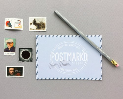 Postmark'd Studio Subscription Box Review + Coupon Code – September 2017