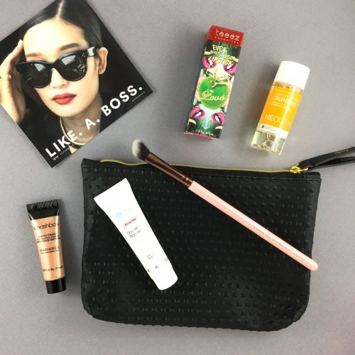 ipsy Glam Bag Review – September 2017