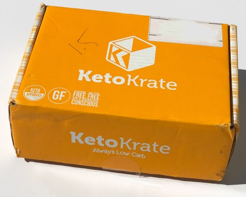 Ket Krate Subscription Box Review – August 2017
