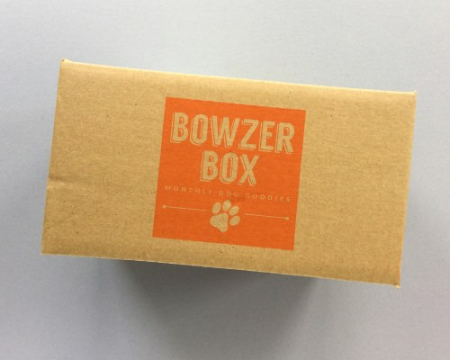 Bowzer Box Review + Discount Code – August 2017