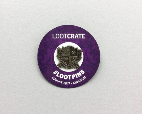 Loot Crate Subscription Box Review + Coupon Code – August 2017