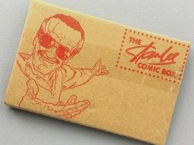 Stan Lee Comic Box Review + Promo Code – September 2017