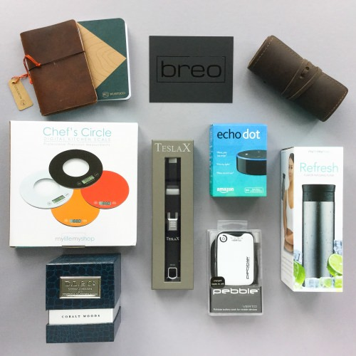brēō box Subscription Box Review + Coupon Code – Fall 2017