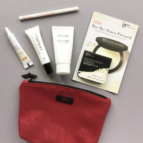 ipsy Glam Bag Review – October 2017