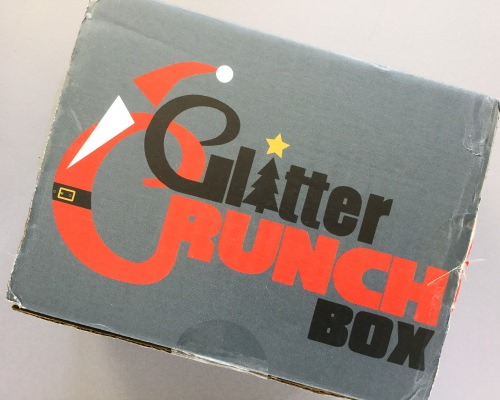 Glitter Crunch Box Subscription Box Review + Coupon Code – October 2017