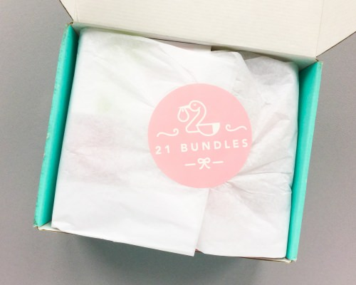 21 Bundles Subscription Box Review + Promo Code – October 2017