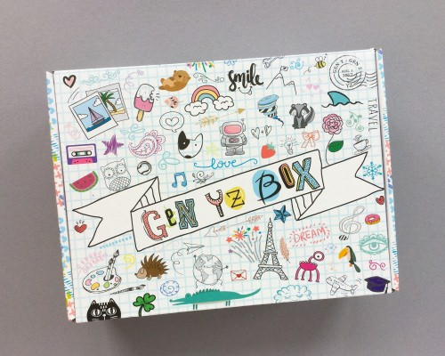 Gen YZ Box Review – October 2017