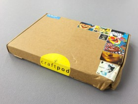 Craftpod Subscription Box Review + Coupon Code – Autumn 2017