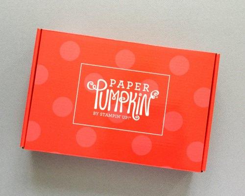 Paper Pumpkin Subscription Box Review – September 2017