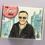 Stan Lee Subscription Box Review + Promo Code – September 2017