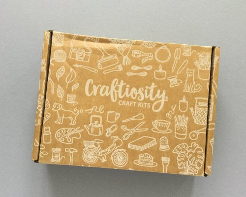 Craftiosity Subscription Box Review + Coupon Code – September 2017