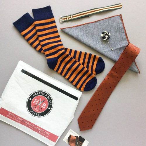 Harrison Blake Apparel Subscription Box Review + Coupon Code – October 2017