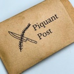 Piquant Post Subscription Box Review + Coupon Code – October 2017