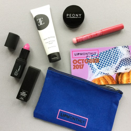 Lip Monthly Review + Coupon Code – October 2017
