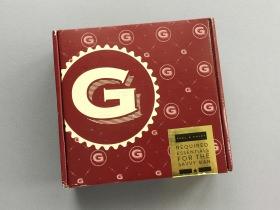 Gentleman's Box Review + Coupon Code – November 2017
