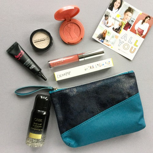 ipsy Glam Bag Review – November 2017